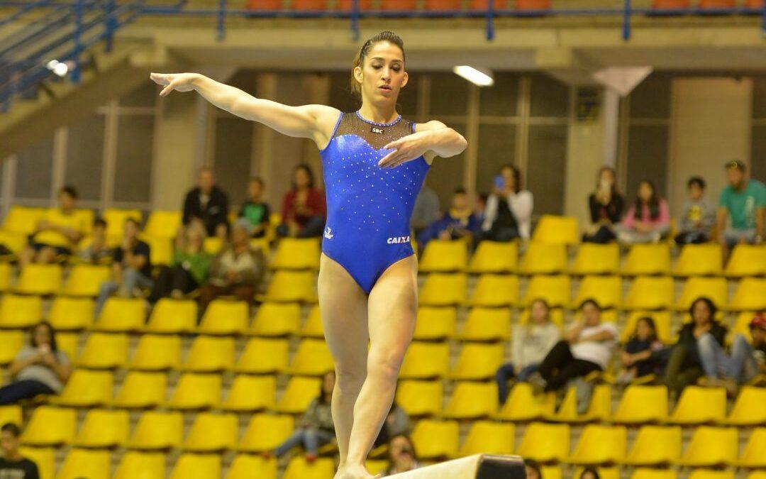 Santos recebe estrelas da ginástica artística para o Brasileiro de Especialistas