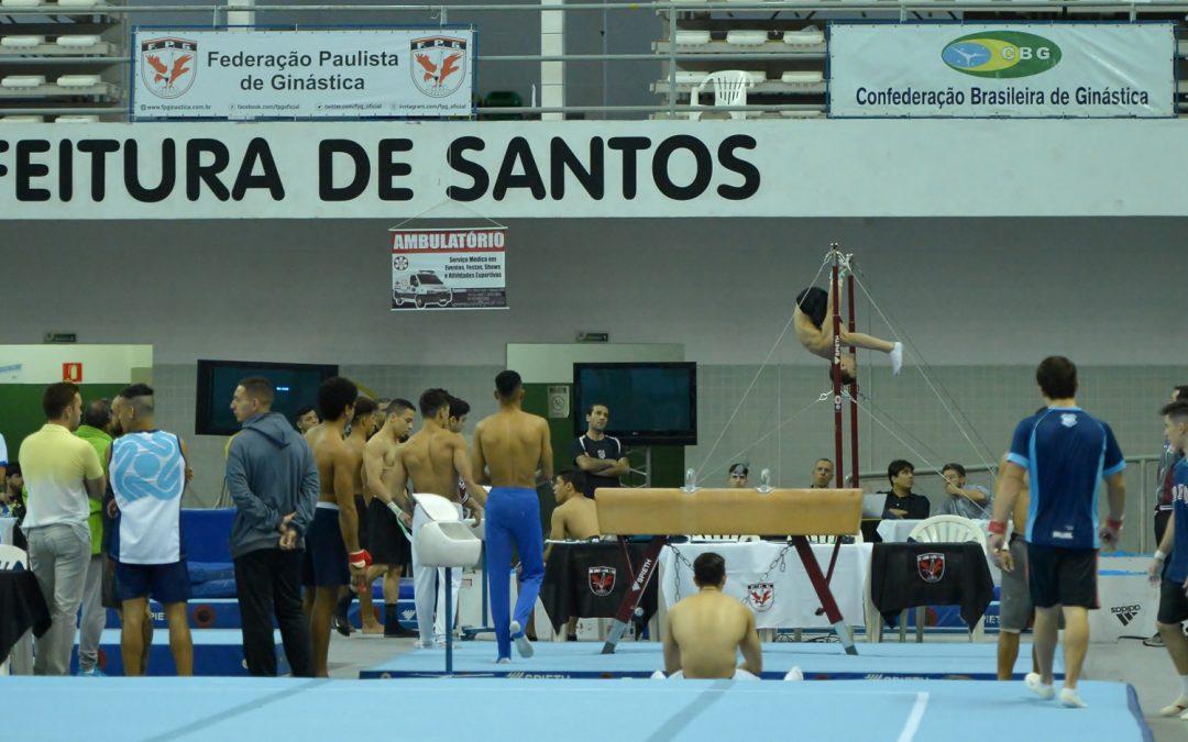 Treino livre na Arena Santos abre as atividades do Brasileiro de Especialistas
