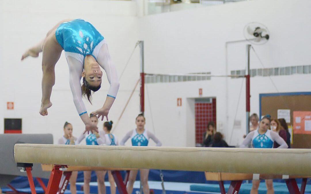 Pinheiros, no masculino, e São Bernardo, no feminino, são os campeões estaduais de ginástica artística no adulto