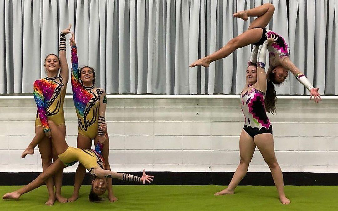 Brasil vai ao Mundial de Ginástica Acrobática na Bélgica